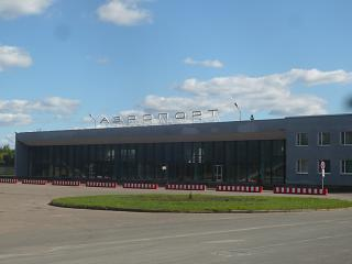 Аэропорт Псков Кресты