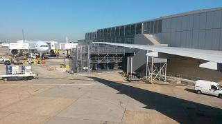 Гейты Терминала 3 аэропорта Лондон Хитроу