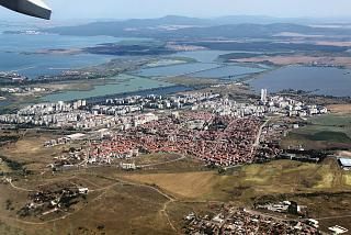 The city of Burgas - Meden Rudnik district