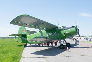 Antonov an-2 Russian air force