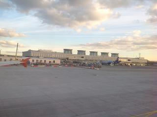 Аэровокзал Пулково-1