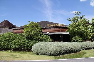 The terminal Samui airport