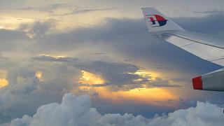 Закат над Малайзией