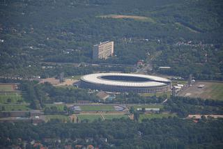 The Olympic stadium in Berlin