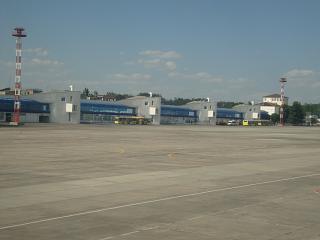 Аэровокзал аэропорта Ростов-на-Дону
