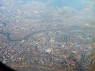 The City Of Ulan-Ude