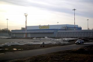 Грузовой терминал аэропорта Самара Курумоч