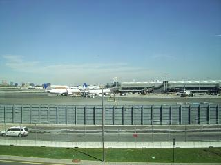 Терминал С аэропорта Ньюарк