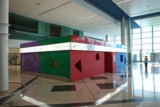 Children's playroom Porto airport