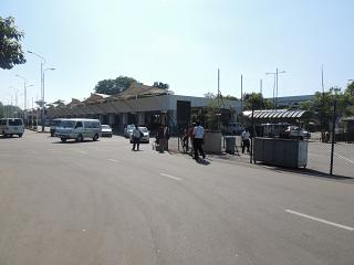 Passenger terminad airport Colombo Bandaranaike international