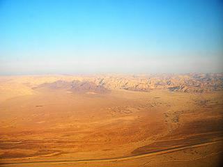 Desert in southern Israel