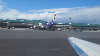 Пассажирский терминал аэропорта Кахулуи
