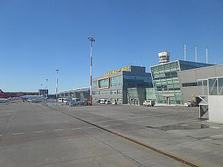 The Kazan international airport