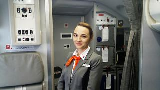 "Stewardess airlines ""azimuth"""