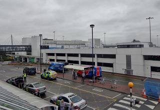 Car Parking at terminal 1, Dublin airport