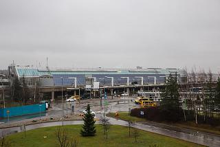Терминал 1 аэропорта Хельсинки Вантаа