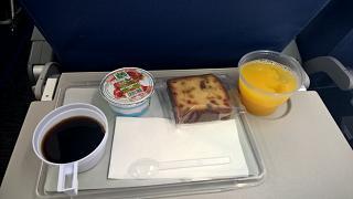 Легкий завтра на рейсе Бахрейн-Бангкок авиакомпании Gulf Air