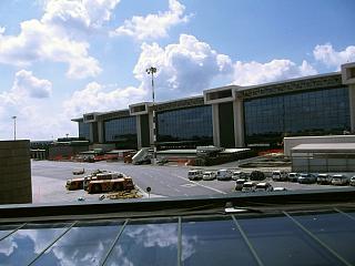 The Airport Of Milan Malpensa
