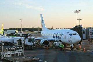 Боинг-737-500 авиакомпании