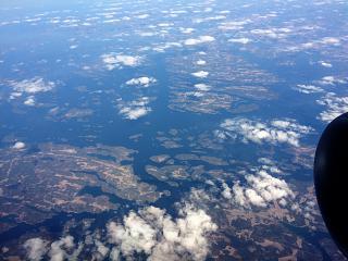 Острова Финляндии в Балтийском море
