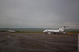 Перрон аэропорта Грозный