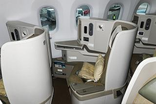 Place business class on the Boeing 787-9 Vietnam airlines