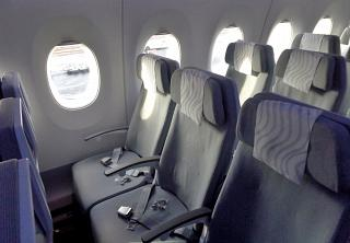 Place passengers economy class in Airbus A350-900 aircraft Finnair