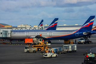 Airbus A321 VP-BDC