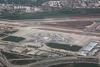 Terminal 3 of airport tel Aviv, Ben Gurion