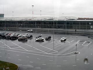 Terminal 1 domestic flights airport Kazan