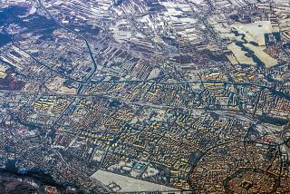 Город Краков в Польше
