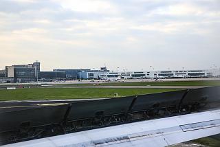Пассжирский терминал аэропорта Брюссель
