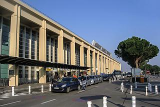 Terminal 1 of the airport Marseille Provence