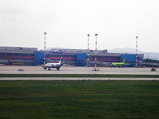 Пассажирский терминал аэропорта Владивосток Кневичи