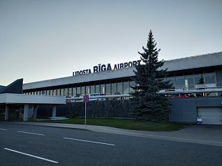 Пассажирский терминал аэропорта Рига