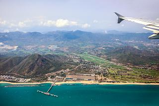 The South coast of Hainan island