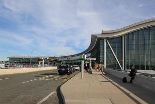 Terminal 1 of Toronto Pearson International airport