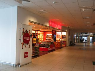 Shop Duty Free at the airport Gazipasa