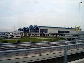 Аэровокзал аэропорта Стамбул Сабиха Гокчен
