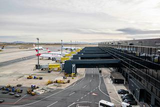 Пирс терминала 3 аэропорта Вена Швехат