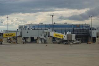 Cектор С терминала 1 аэропорта Швехат в Вене