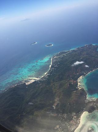 Остров Праслин на Сейшеллах