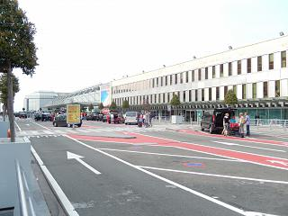Аэровокзал аэропорта Брюссель