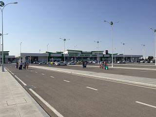 Терминал 2 аэропорта Ашхабад