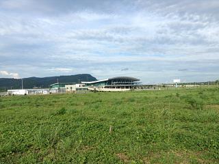 Международный аэропорт Фукуок во Вьетнаме
