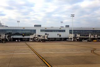 Пирс B терминала аэропорта Брюссель