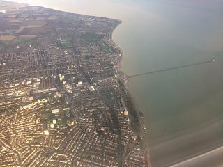 The London suburb of Southend-on-sea the longest pier in the world with a length of 2.16 km