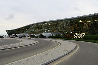 Terminal 1 of the airport of Baku named after Heydar Aliyev