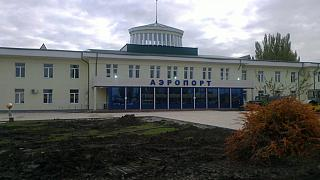 Аэровокзал аэропорта Саратов Центральный
