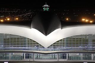 Пассажирский терминал аэропорта Ашхабад